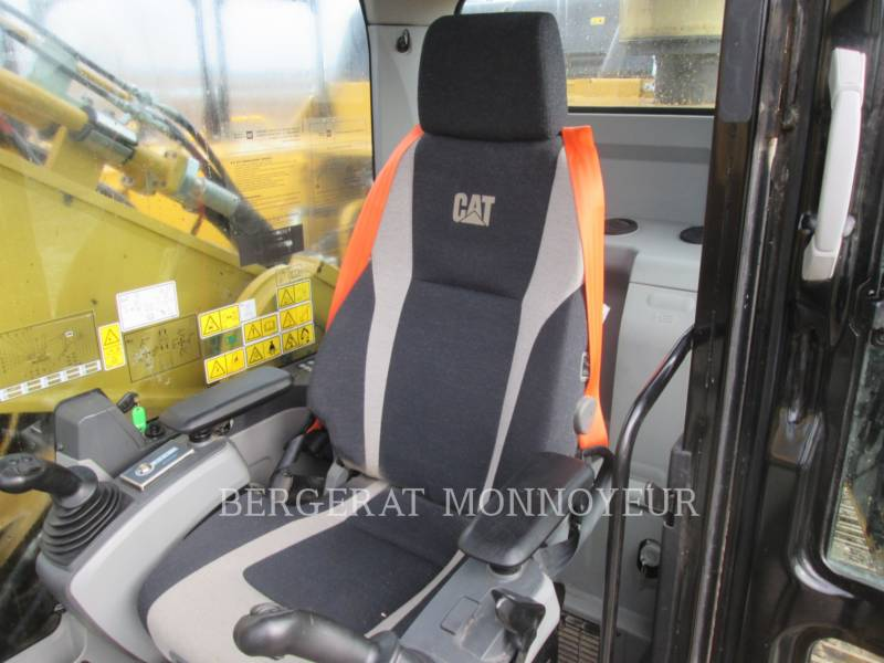 CATERPILLAR TRACK EXCAVATORS 349E equipment  photo 10