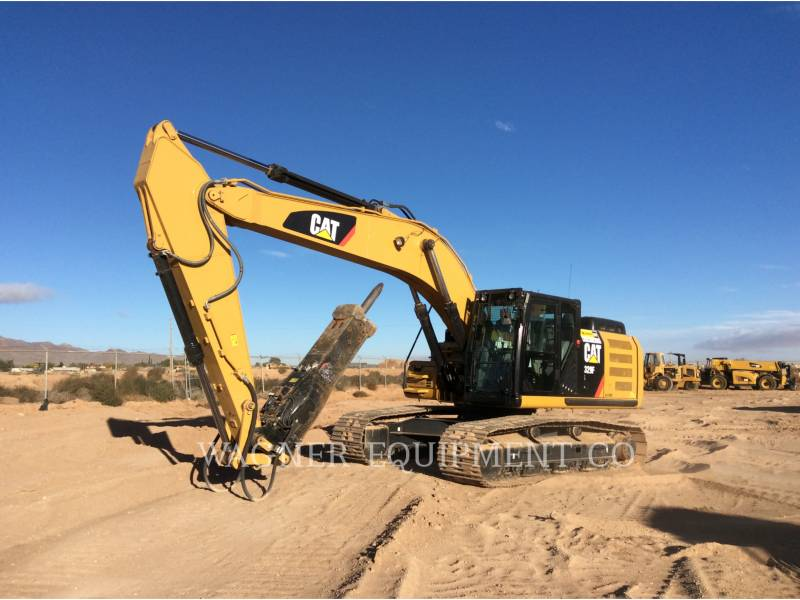CATERPILLAR EXCAVADORAS DE CADENAS 329FL HCIR equipment  photo 4