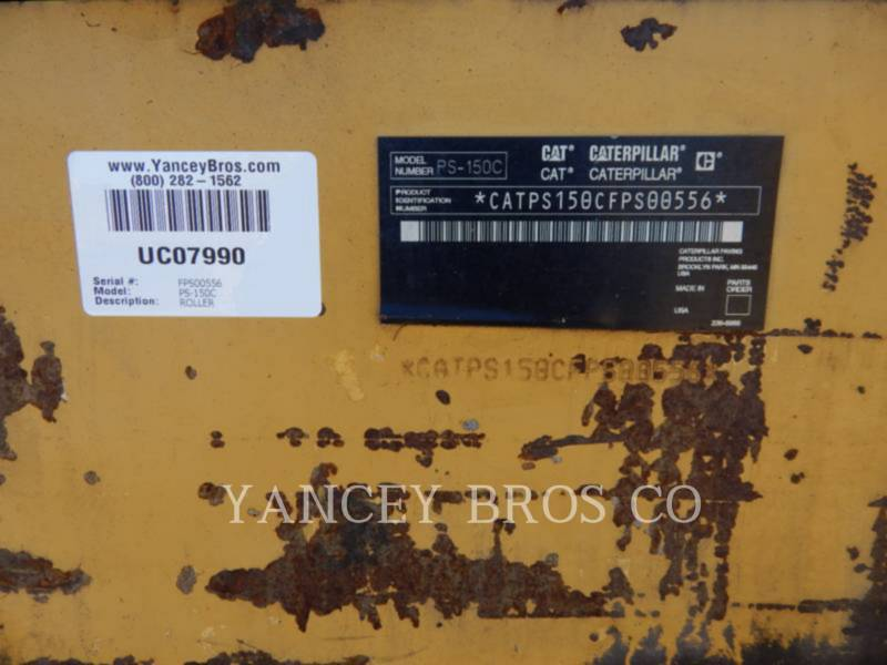 CATERPILLAR COMPACTEURS PS-150C equipment  photo 7