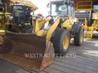 Equipment photo KOMATSU WA200.5 ÎNCĂRCĂTOARE PE ROŢI/PORTSCULE INTEGRATE 1