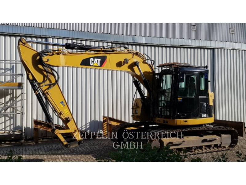 CATERPILLAR TRACK EXCAVATORS 314DLCR equipment  photo 1