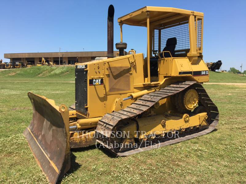 CATERPILLAR TRACK TYPE TRACTORS D4HIIIXL equipment  photo 1