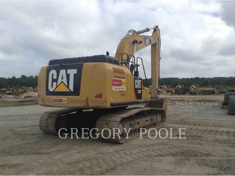 CATERPILLAR PELLES SUR CHAINES 329FL equipment  photo 4
