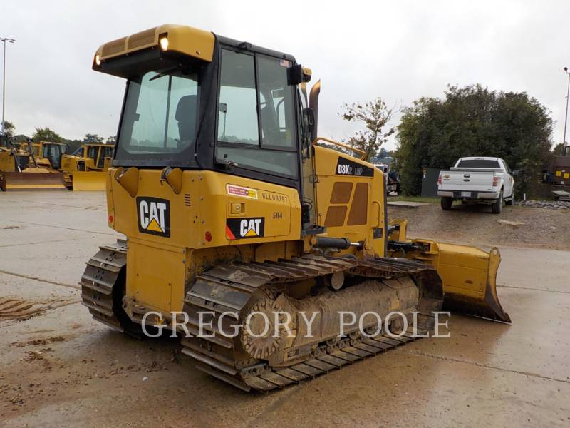 CATERPILLAR TRACK TYPE TRACTORS D3K2 LGP equipment  photo 11