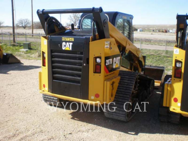 CATERPILLAR SKID STEER LOADERS 287D equipment  photo 6