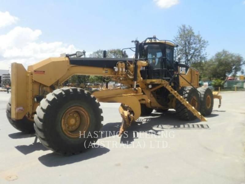 CATERPILLAR 鉱業用モータ・グレーダ 16M equipment  photo 1