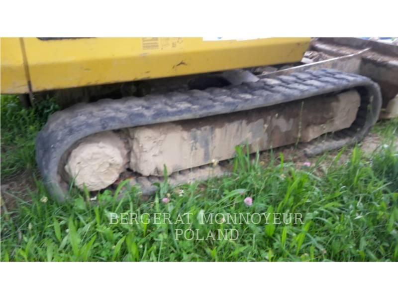 CATERPILLAR TRACK EXCAVATORS 302.5C equipment  photo 7
