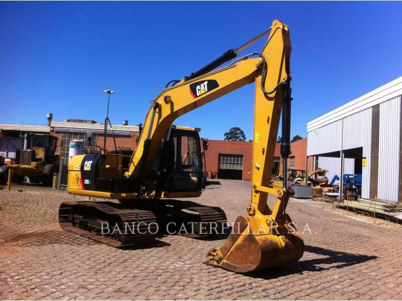 CATERPILLAR TRACK EXCAVATORS 312D2L equipment  photo 1