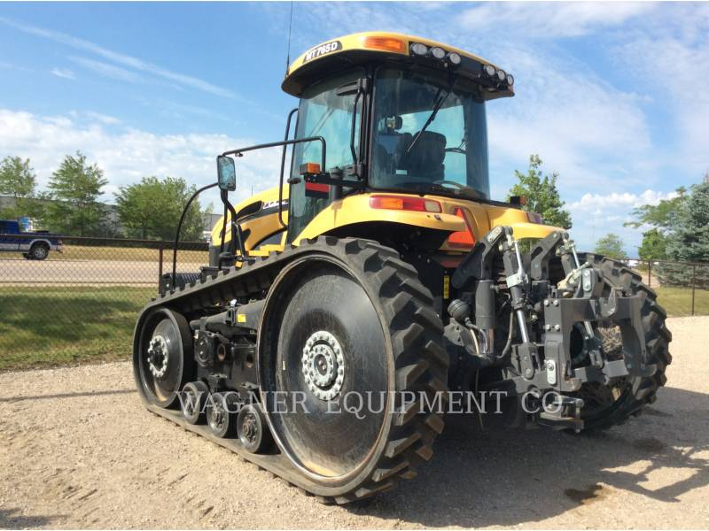 AGCO TRACTEURS AGRICOLES MT765D equipment  photo 6