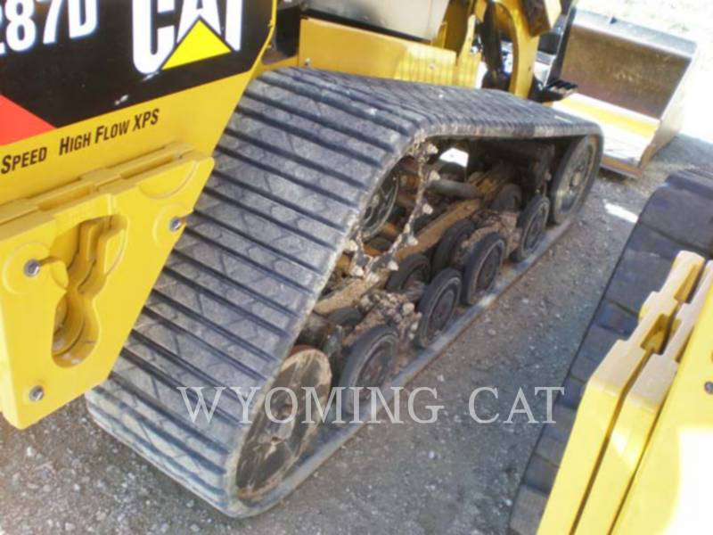 CATERPILLAR SKID STEER LOADERS 287D equipment  photo 8