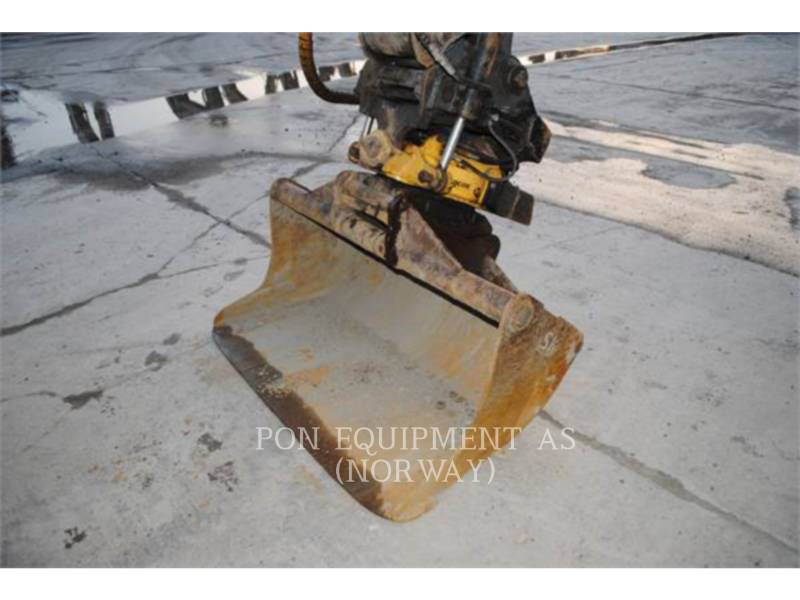 VOLVO CONSTRUCTION EQUIPMENT ESCAVADEIRAS DE RODAS EW140B equipment  photo 8