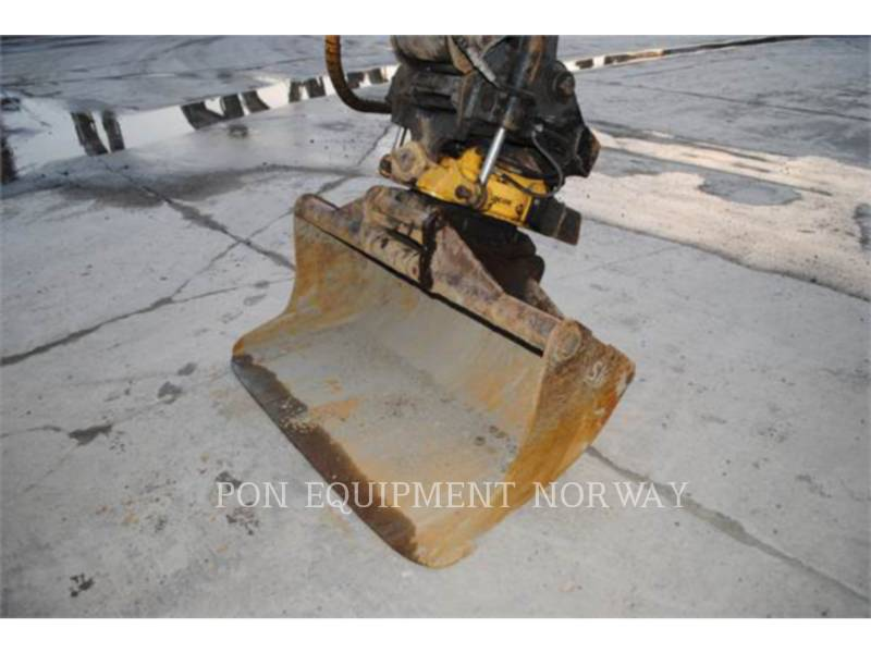 VOLVO CONSTRUCTION EQUIPMENT MOBILBAGGER EW140B equipment  photo 8