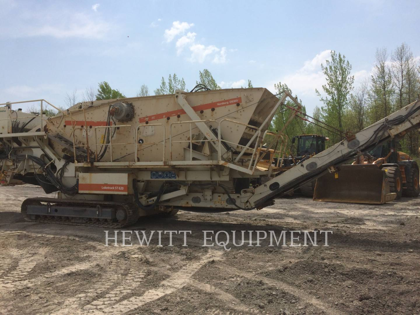Detail photo of 2008 Metso ST620 from Construction Equipment Guide