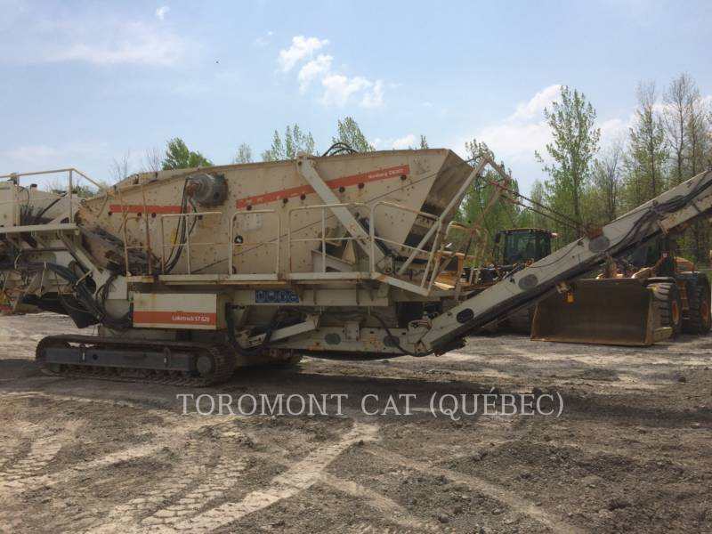 METSO SITE ST620 equipment  photo 2