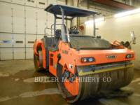 HAMM VIBRATORY DOUBLE DRUM ASPHALT HD+ 140 VO equipment  photo 2