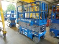 Equipment photo GENIE INDUSTRIES GS2632 SCHEREN-HUBARBEITSBÜHNE 1