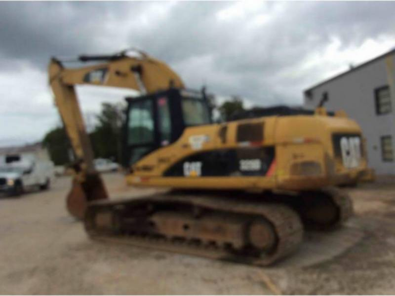 Caterpillar EXCAVATOARE PE ŞENILE 329DL equipment  photo 1