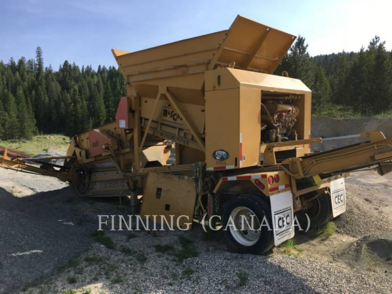 MISCELLANEOUS MFGRS  SCREENER 4X8 RASCAL equipment  photo 2