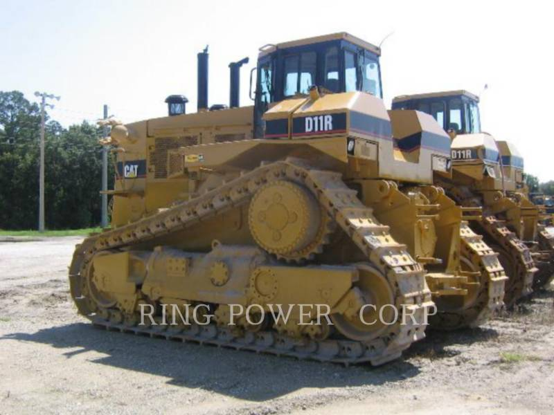 CATERPILLAR TRACTORES DE CADENAS D11R equipment  photo 1