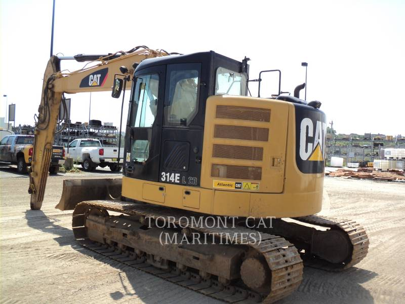 CATERPILLAR ESCAVADEIRAS 314 E L CR equipment  photo 7