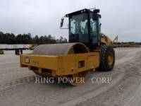CATERPILLAR VIBRATORY SINGLE DRUM SMOOTH CS66B equipment  photo 1