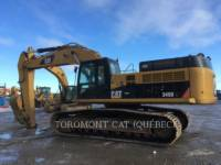 CATERPILLAR TRACK EXCAVATORS 345DLVG equipment  photo 3