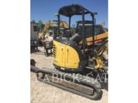 Equipment photo YANMAR VIO35 PELLES SUR CHAINES 1