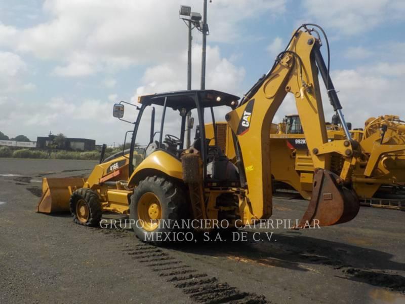CATERPILLAR RETROESCAVADEIRAS 416EST equipment  photo 8