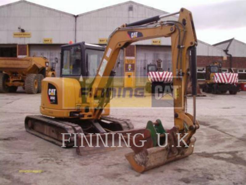 CATERPILLAR EXCAVADORAS DE CADENAS 305EDCA2.2 equipment  photo 2