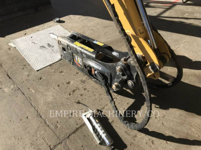 CATERPILLAR  HAMMER H55E 304E equipment  photo 2