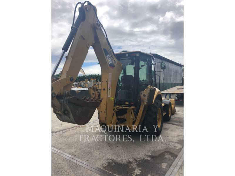 CATERPILLAR RETROESCAVADEIRAS 416F2STLRC equipment  photo 4
