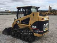 CATERPILLAR 多様地形対応ローダ 247B equipment  photo 3