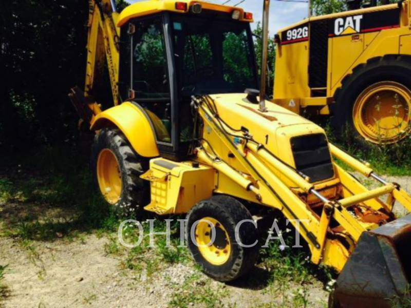 NEW HOLLAND LTD. CHARGEUSES-PELLETEUSES LB110 equipment  photo 3