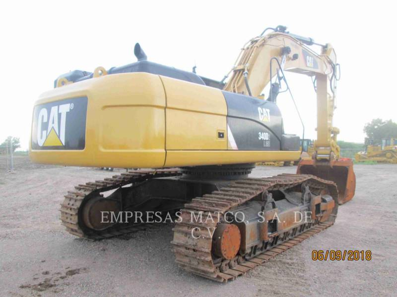 CATERPILLAR KETTEN-HYDRAULIKBAGGER 340D2L equipment  photo 5