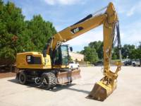 CATERPILLAR WHEEL EXCAVATORS M320F equipment  photo 6