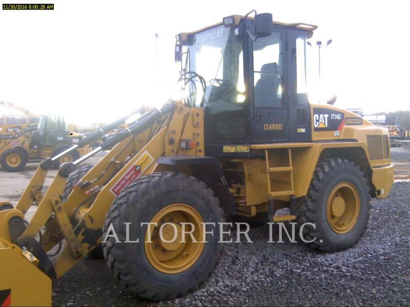 CATERPILLAR CARGADORES DE RUEDAS IT14G2 equipment  photo 1