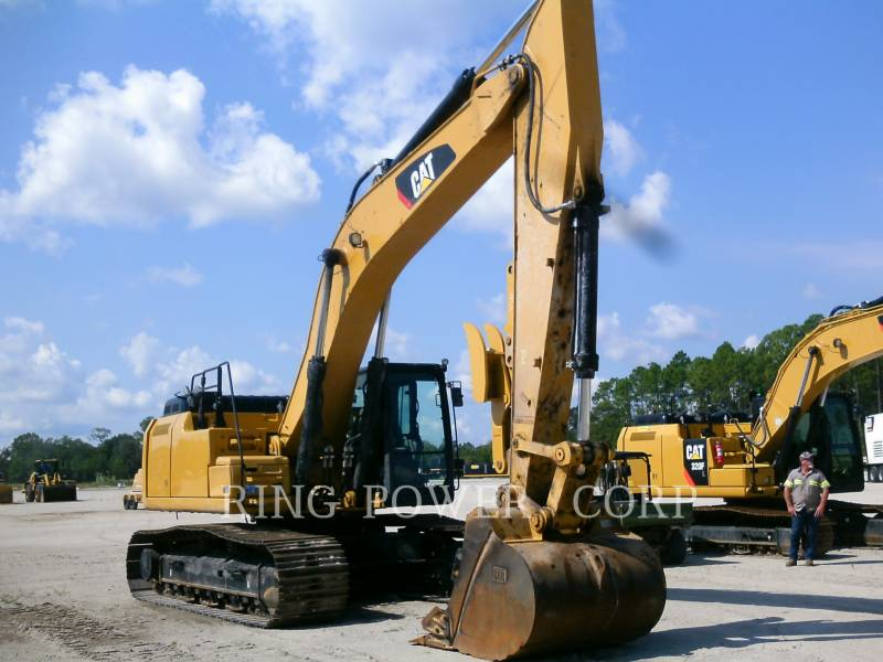 CATERPILLAR 履带式挖掘机 336FL equipment  photo 1