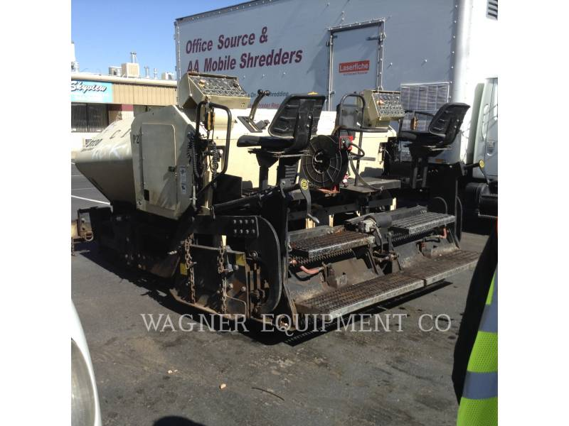INGERSOLL-RAND SCHWARZDECKENFERTIGER PF3120 equipment  photo 4