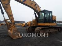 Equipment photo CATERPILLAR 328DLCR トラック油圧ショベル 1