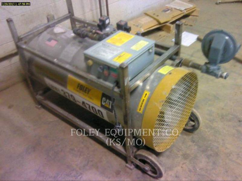 OHIO CAT MANUFACTURING REGULACJA TEMPERATURY HEATG700K equipment  photo 1