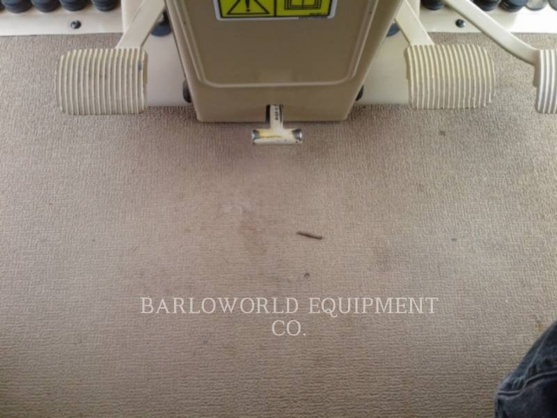 Caterpillar AUTOGREDERE 140 K equipment  photo 14
