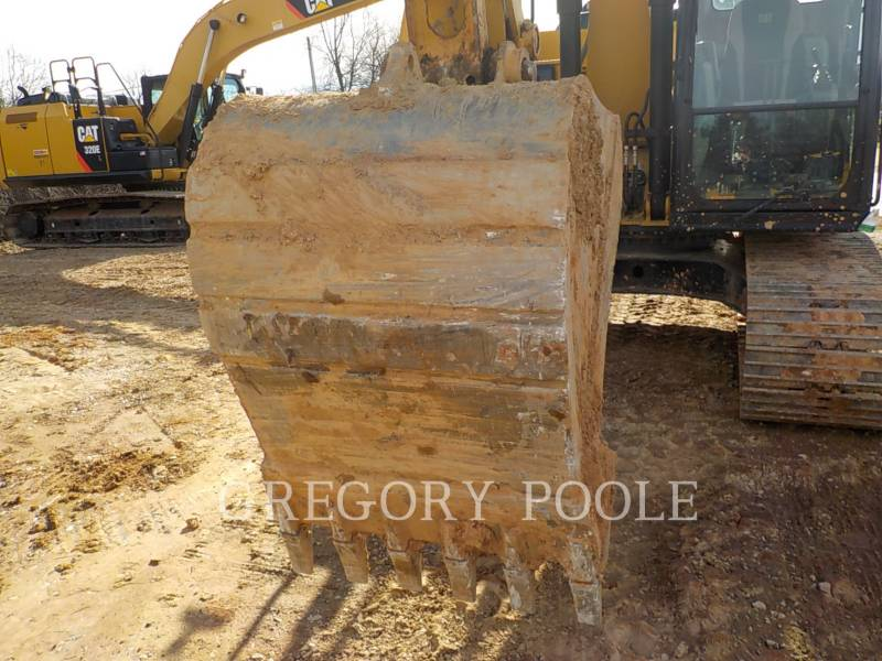 CATERPILLAR TRACK EXCAVATORS 312E L equipment  photo 15