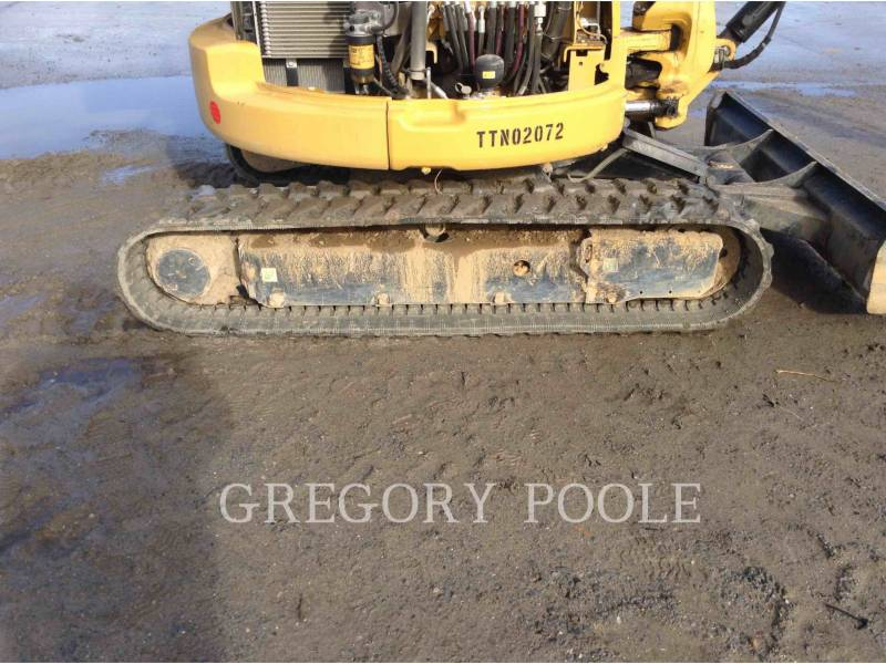 CATERPILLAR TRACK EXCAVATORS 304E CR equipment  photo 23