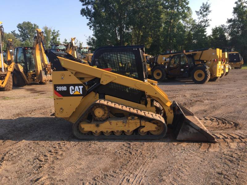 CATERPILLAR CARREGADEIRAS TODO TERRENO 289D equipment  photo 10