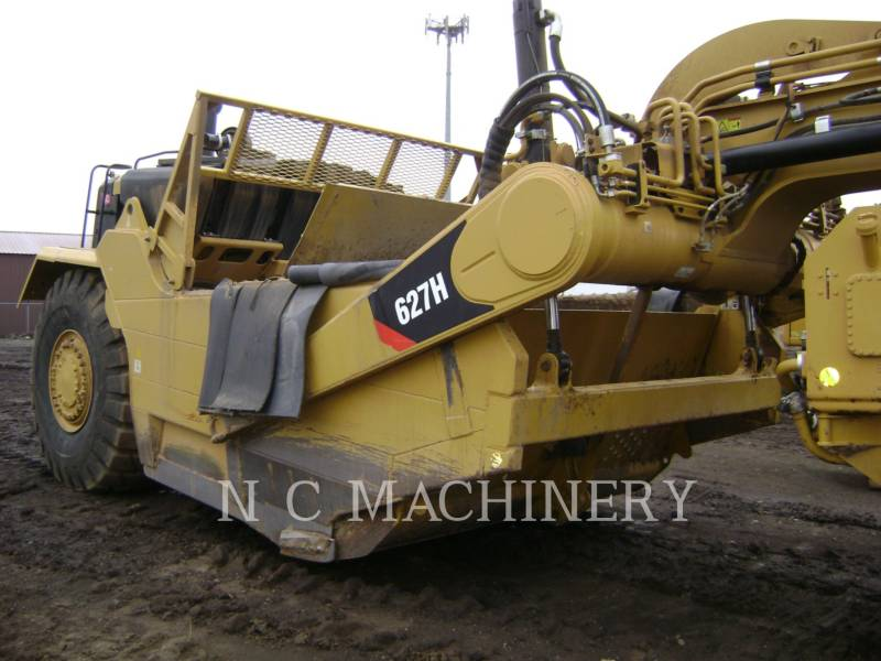 CATERPILLAR WHEEL TRACTOR SCRAPERS 627H equipment  photo 8