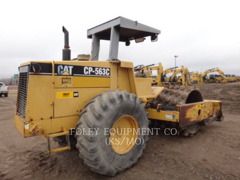 CATERPILLAR COMPACTADORES CP563C equipment  photo 3