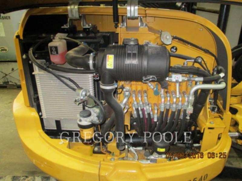 CATERPILLAR TRACK EXCAVATORS 304E CR equipment  photo 15
