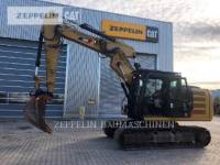 CATERPILLAR ESCAVATORI CINGOLATI 316EL equipment  photo 1