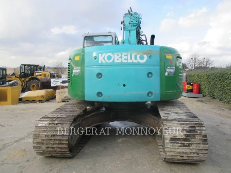 KOBELCO / KOBE STEEL LTD PELLES SUR CHAINES SK235 equipment  photo 6