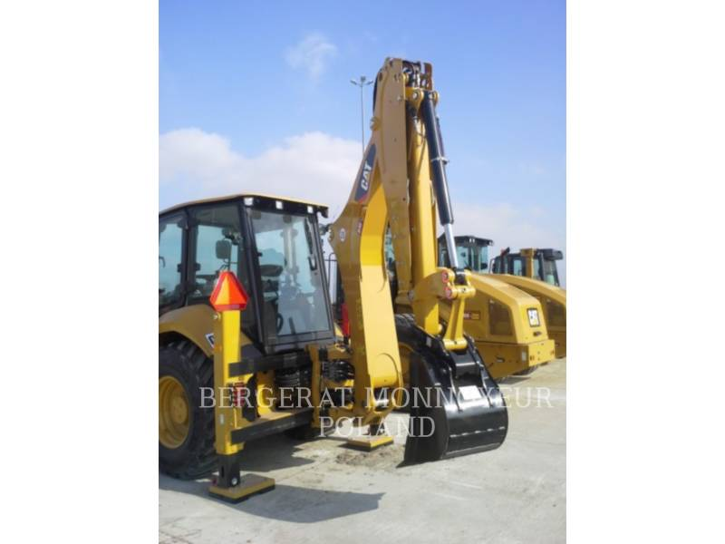 CATERPILLAR BACKHOE LOADERS 427F2 equipment  photo 3